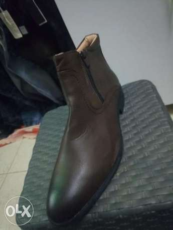 Brown Official male shoes Ruaka - image 1