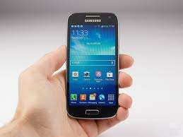 samsung galaxy s4 mini, 2 months old, black in a new state
