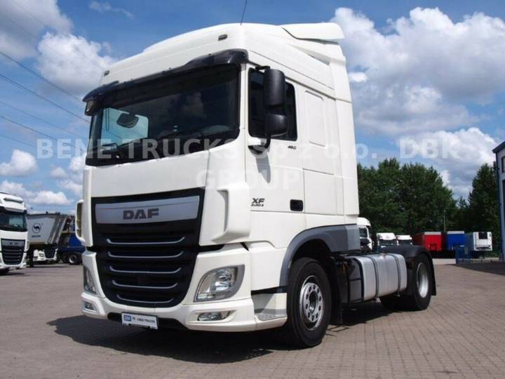 DAF XF 460 FT 2015 SPACE CAB AUTOMAT - 2015