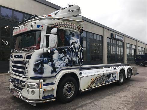 Scania G450 - 2016