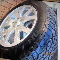 Land Rover Discovery 4 Tyres & Rims