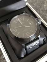 Men's watch - TW steel limited edition watch