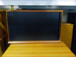 Roller Door Credenza One Shelf