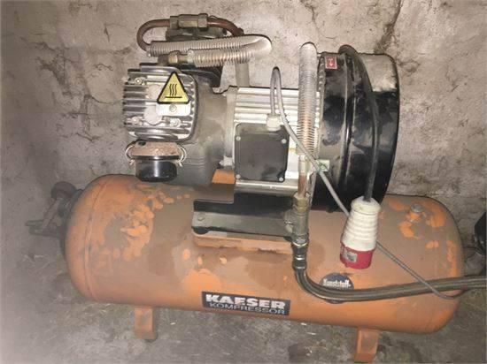 Kaeser Epc 440-100 - 2003