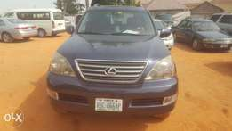 2006 Lexus GX470 for sale.