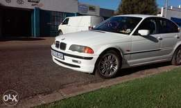 BMW 320i in mint condition