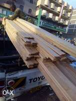 Timber and products