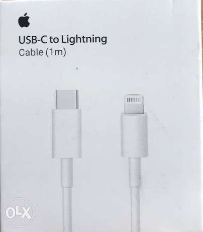 USB-C to Lighting cable ( 1m ) HK