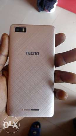 Extremely neat gold Tecno w3 for sale Aba Ibadan - image 1