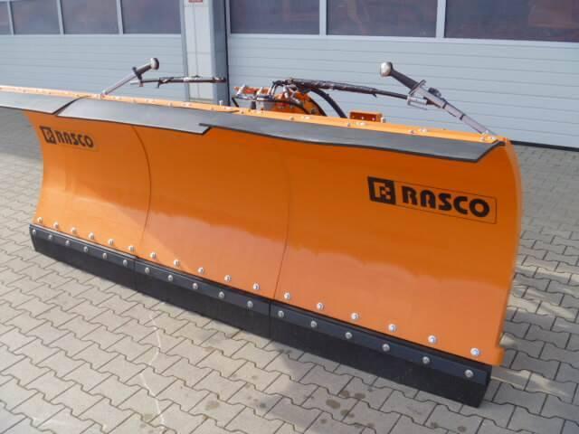 Unimog Schneepflug - Schneeschild Rasco Sptt 3.2 - 2015
