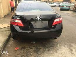 Toyota Camry XLE 2008 model