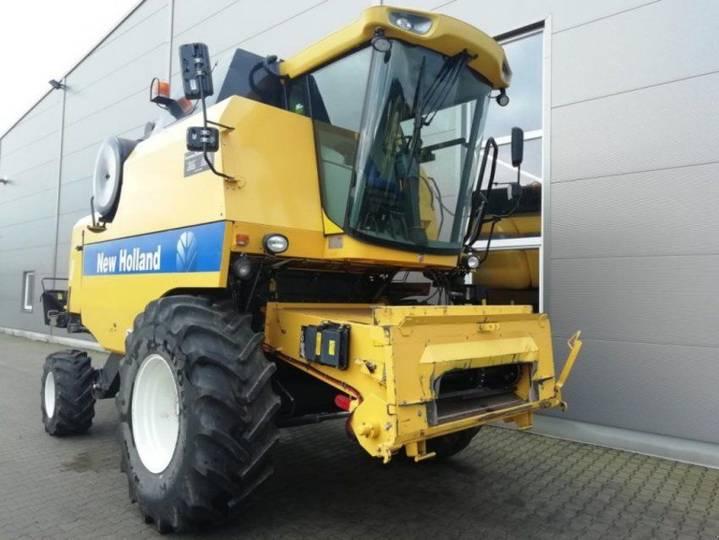 New Holland tc 5070 - 2011