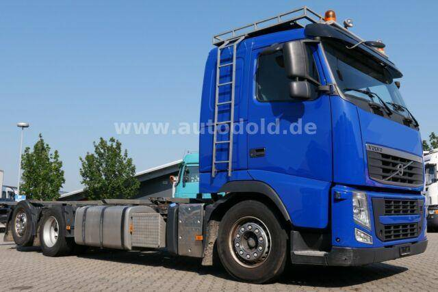 Volvo FH 500 6x2 BDF Schalter Liftachse Lenkachse - 2010