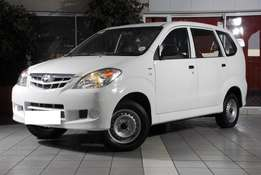 Toyota - Avanza 1.3 Panel Van for sale