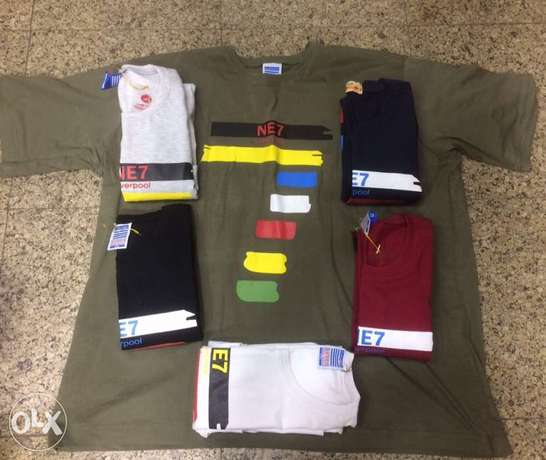 T-Shirt Collection man to man Only big size