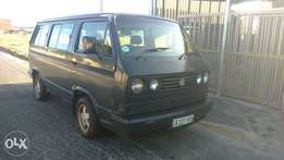 Reduced Microbus For Sale