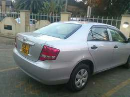 Toyota Axio KCK just arrived in qk sale