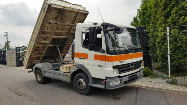 Mercedes-Benz Atego 818 Kipper - 2006