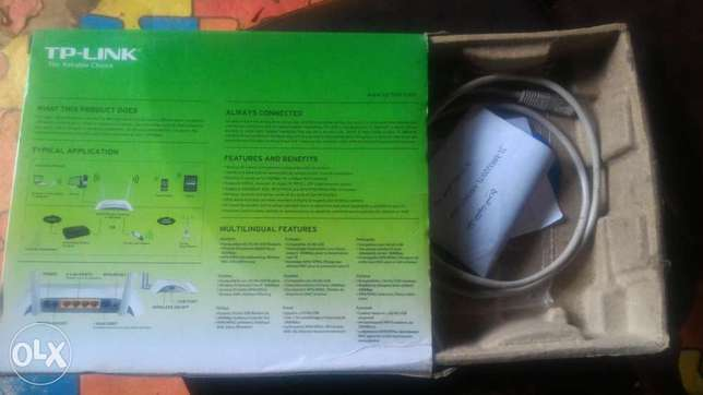 Very clean used wireless router for sale Abeokuta South - image 4