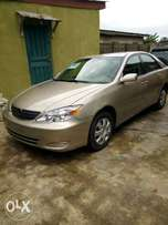 Very Clean Tokunbo 2003 Toyota Camry for grabs