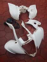 Raptor 700 plastic kit for sale Needs a good clean R 1500
