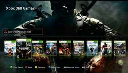 Xbox 360 JTAG Games More than 600 Games on 4TB HDD