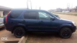 Neatly used Honda CRV 2003 for sale