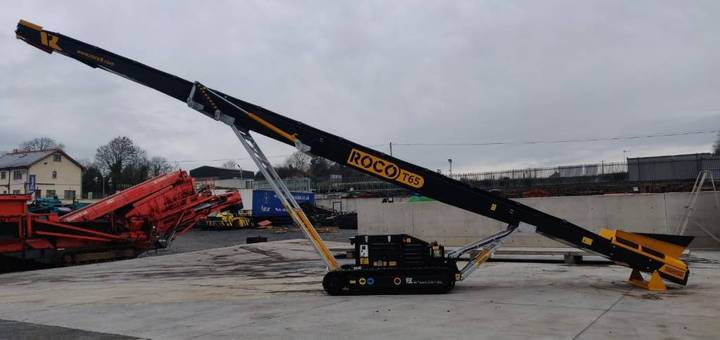 Roco T65 Tracked Stacker - 2019 - image 13
