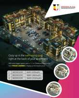 Nalya. Luxurious apartments for sale at 168million