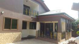 3 bedroom house with boys quarters for rent at Haatso
