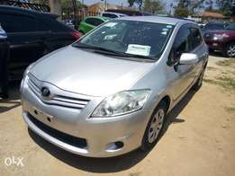 New Arrival silver Toyota Auris Kcn
