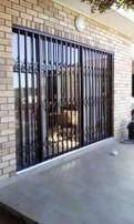 All Installations of Aluminium Windows ,doors,security gates,burglar b