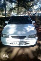 Toyota Ae110 Auto 5A engine On quick sale
