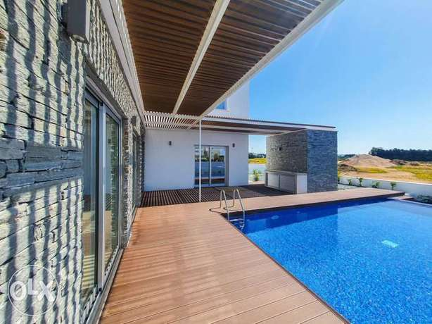Beachfront Villa in Pafos, Cyprus