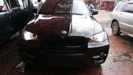 Extremely clean full option 2014 bmwx6