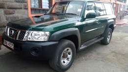 Nissan patrol on sale.