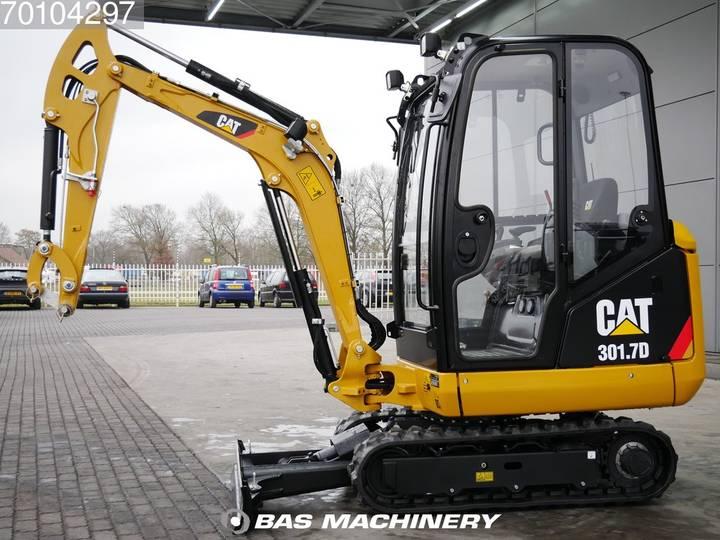 Caterpillar 301.7D CR New Unused - full warranty until 22-02-2021 - 2018 - image 5