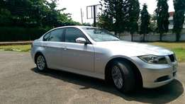 BMW 320i with leather interior