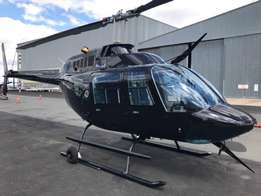 Immaculate Bell 206 BIII for Sale