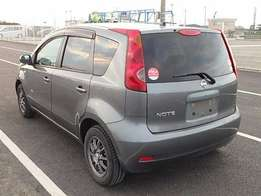 Nissan note brand new 2010 model.