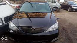 strong 2006 toyota camry buy now..