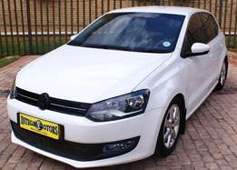 VW Polo 1.6 Comfortline 5 Dr, very good condition