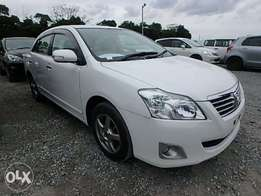 X-MAS Offer for a Toyota Premio pearl