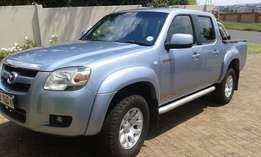 Mazda BT50 Double cab bakkie for sale for R155 000.00 neg
