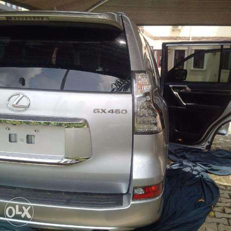 Fairly New Lexus GX 460 Silver coloured Wuse 2 - image 3