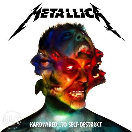 Metallica - 'Hardwired...To Self-Destruct' [Heavy Metal, Rock] USA