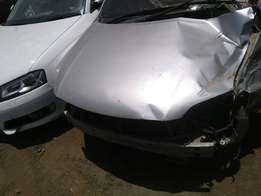 Toyota fielder salvage