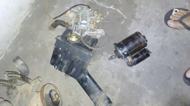 Vw 1.8 curb engine jetta,golf 1-3 Pullens Hope - image 2