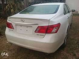 2008 Lexus Es350 Fully Automatic
