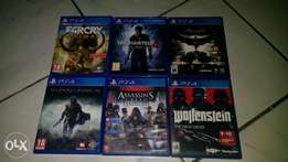 PS4 games CHEAP!!! (Buy 3 get 1 free)